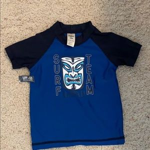 NWT swimming top for baby